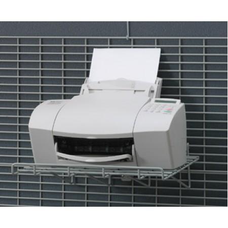 17 1 2 Quot W Fax Printer Shelf