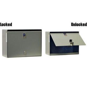 Steel Wall Mount Drop Box
