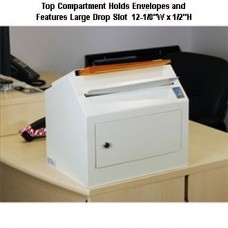 Desk Top or Wall Mount Drop Box