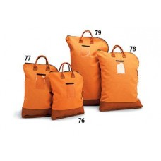 "Mail Room Supplies - 17""H x 15""W Heavy Duty Security Bank Bag"