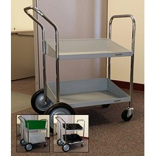 Compact Tray Mail Distribution Cart - Over Stock Special - Limited Quantity Left !!