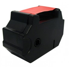 Fluorescent Red Ink Cartridge Replaces Francotyp-Postalia 51.0019.5301.00.