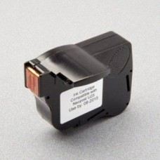 Fluorescent Red Ink Cartridge Replaces Neopost 33000280.