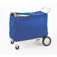 Mail Room and Carts Supplies Cart Cover for Medium Carts