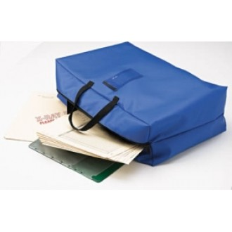 Mailroom Supplies Heavy Duty Large Security Document-Mail Bag