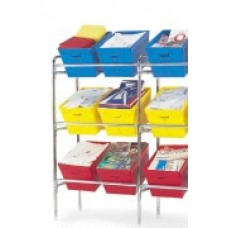 Bulk Mail Sorter Add-on Tote Rack