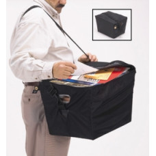 Mail Room and Office Supplies Tote Cover with Shoulder Strap