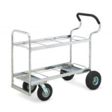 Mail Room and Office Carts Ergo Frame Mail Distribution Cart (Cart only)