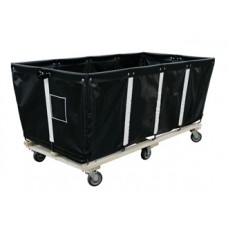"Mailroom Supplies 60"" Extended Mail Hamper"