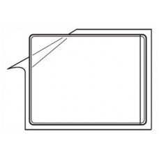 """Mail Tote Identification Large 5-3/8"""" x 7-1/2"""" Label for Totes (Package of 25)"""