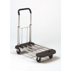 Mail Room and Office Carts Tele-folding Platform Truck
