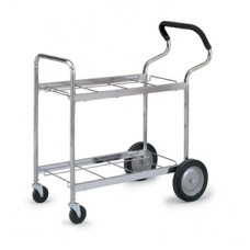 Mail Room and Office Carts Medium Ergo Mail Cart and Office Cart, Cart Frame Only