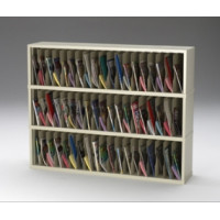 "Mail Sorter and Office Organizer - 60""W x 15-3/4""D, 57 Pocket Vertical Sorter"