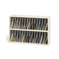 "Mail Room Furniture and Office Organizer 48""W x 15-3/4""D, 30 Pocket Vertical Sorter"