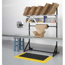 "Shipping Stations 59""W Above Conveyor Packing Station"