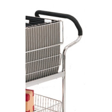 Mail Cart Ergo Handle with Cushion Grip