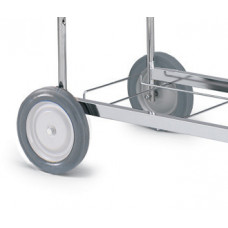 "Mail Cart Wheels Grey 10"" Standard Tires (Sold as Pair)"
