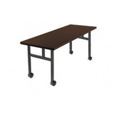 Mail Room Tables Lightweight Aluminum Tables with Casters
