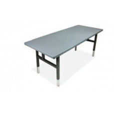 Mail Room Table Lightweight Aluminum Adjustable Height Tables