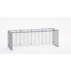 """Mail Room and Office Furniture and Supplies 48""""W x 15""""D Wire Mail Room Riser, Legal Depth"""