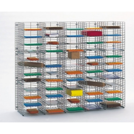Mail Room Sorter And Office Organizers 60 W X 15 D Pocket Wire