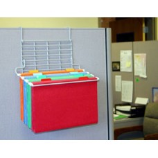Office Organizer and Mail Room Pockets Legal Size File Folder Rack